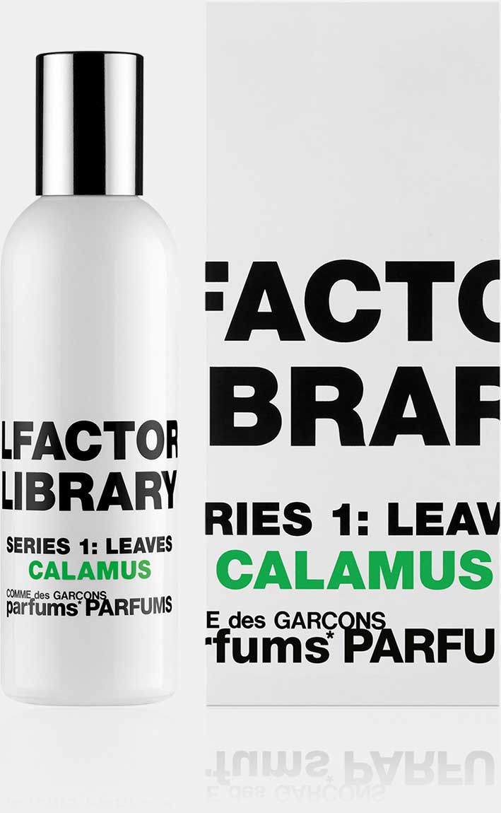 Series 1 Leaves - Calamus - Eau de Toilette (50ml)