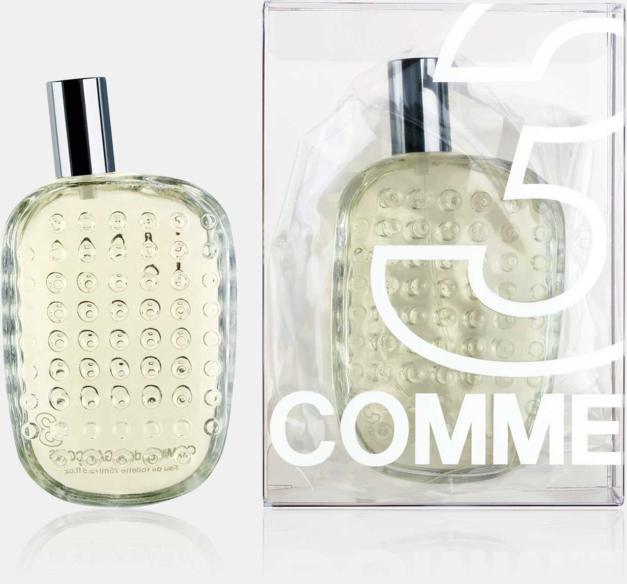 Comme 3 - Eau de Toilette (75 ml natural spray)