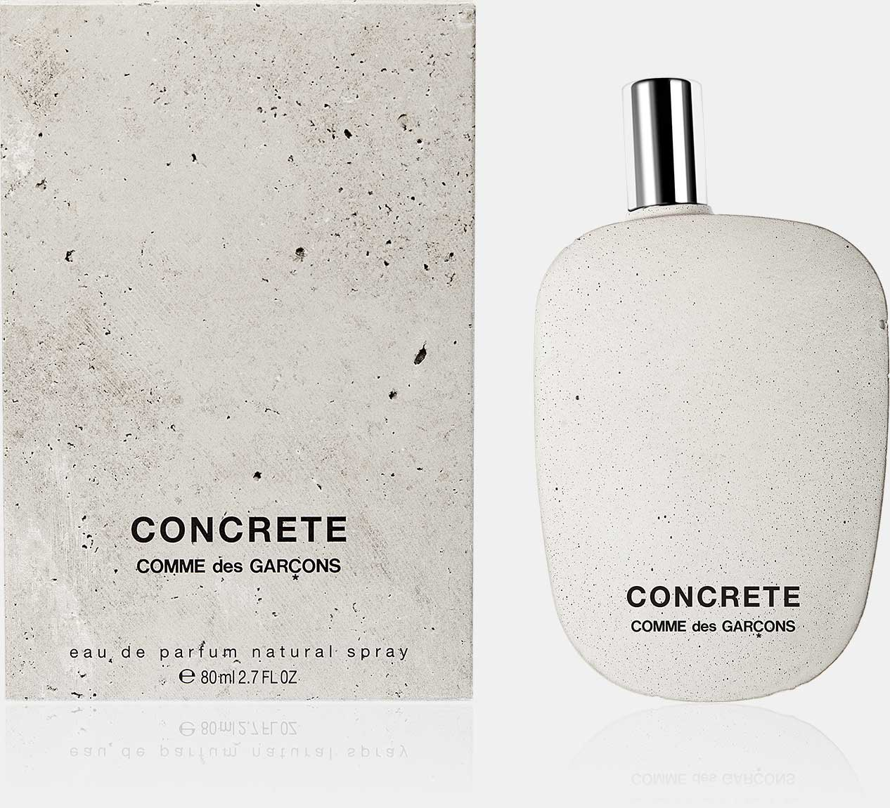 Concrete - Eau de Parfum (80 ml natural spray)