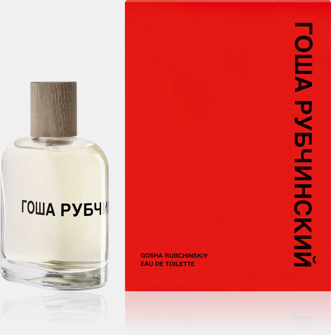 Gosha Rubchinskiy - Eau de Toilette (100ml natural spray)
