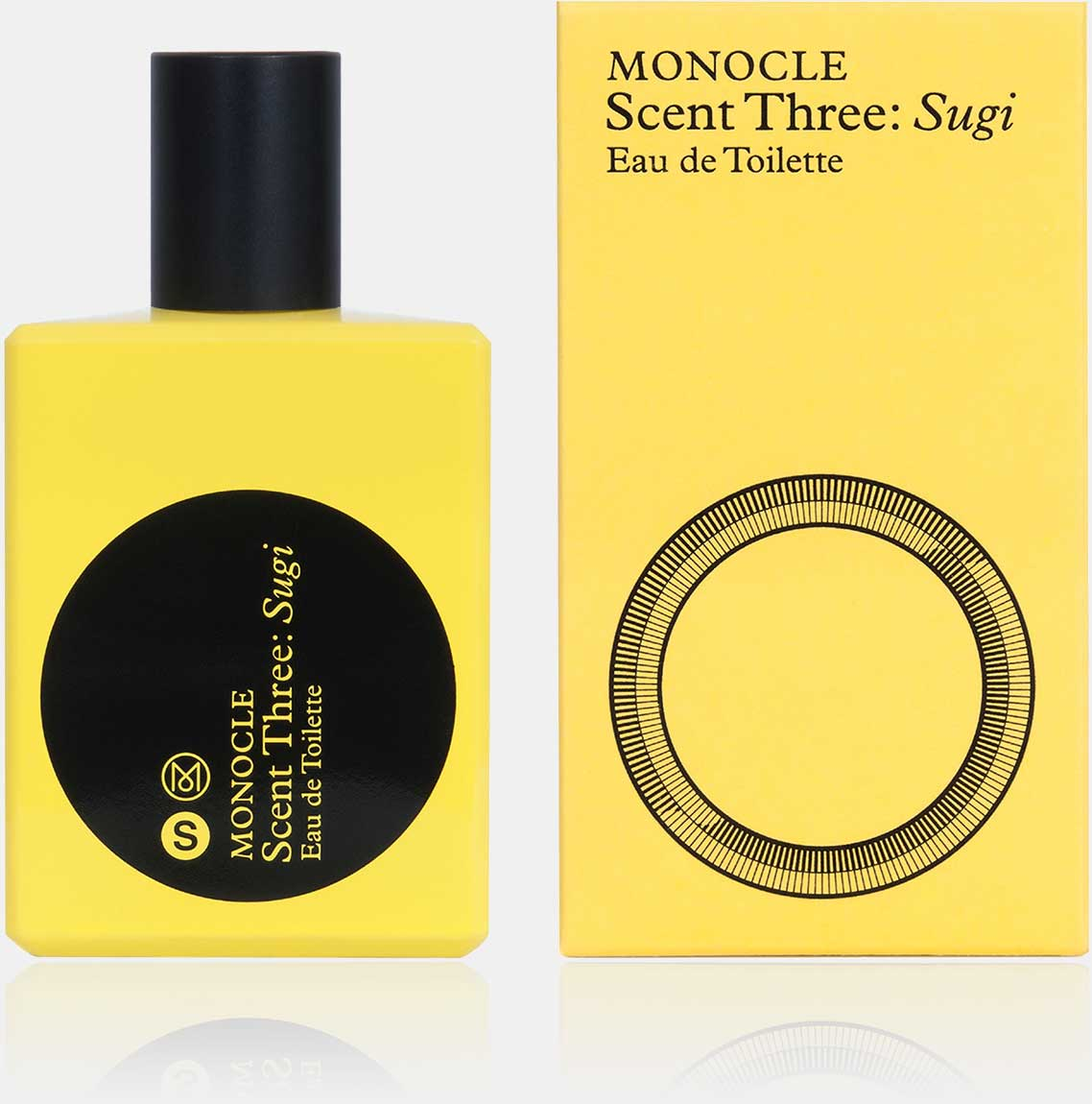 Monocle Scent Three Sugi - Eau de Toilette (50 ml natural spray)