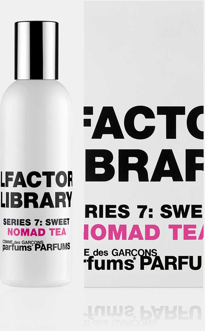 Series 7 Sweet - Nomadtea - Eau de Toilette (50ml)