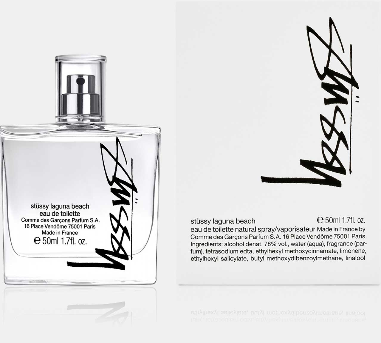 Stüssy Laguna Beach - Eau de Toilette (50ml Natural Spray)
